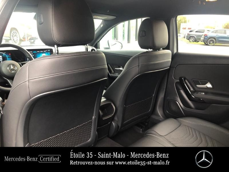 Mercedes Classe A 180 180 d 116ch Style Line 7G-DCT Gris occasion à SAINT-MALO - photo n°20