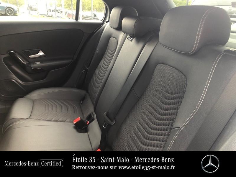 Mercedes Classe A 180 180 d 116ch Style Line 7G-DCT Gris occasion à SAINT-MALO - photo n°19