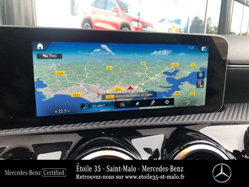 Mercedes Classe A 180 180 d 116ch Style Line 7G-DCT Gris occasion à SAINT-MALO - photo n°9