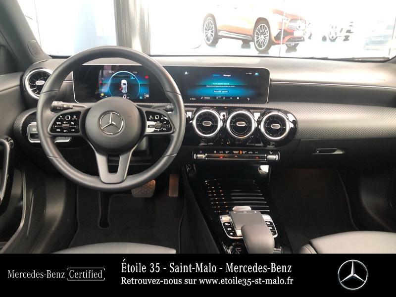Mercedes Classe A 180 180 d 116ch Style Line 7G-DCT Gris occasion à SAINT-MALO - photo n°6