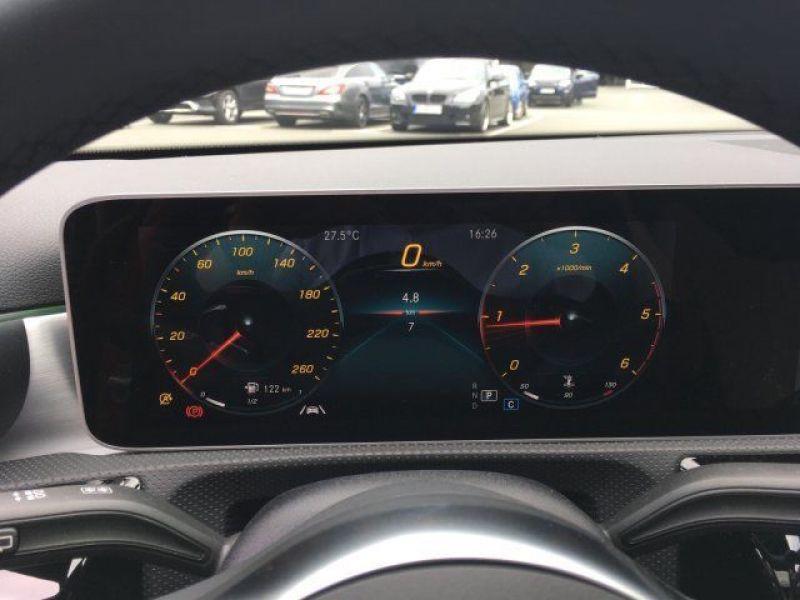 Mercedes Classe A 180 180 D AMG Nouveau Modèle Rouge occasion à Beaupuy - photo n°6
