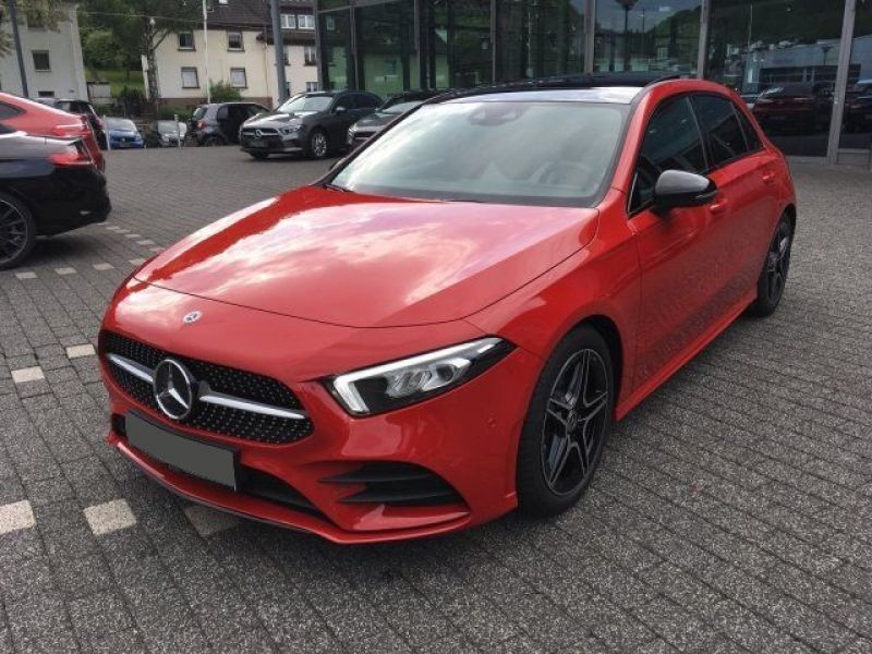 Mercedes Classe A 180 180 D AMG Nouveau Modèle Rouge occasion à Beaupuy