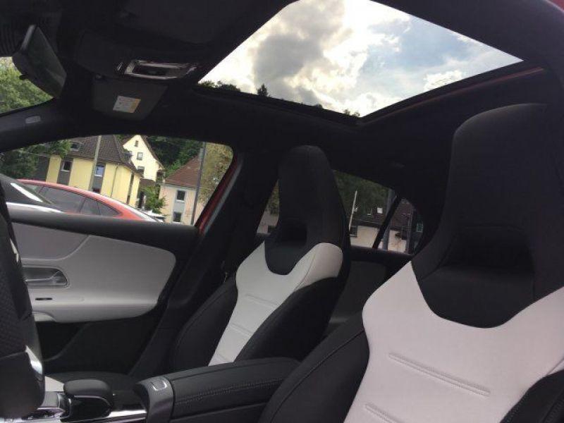 Mercedes Classe A 180 180 D AMG Nouveau Modèle Rouge occasion à Beaupuy - photo n°9