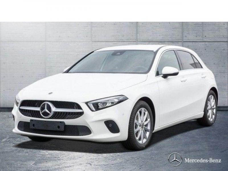 Mercedes Classe A 180 180 D Nouveau Modèle Blanc occasion à Beaupuy