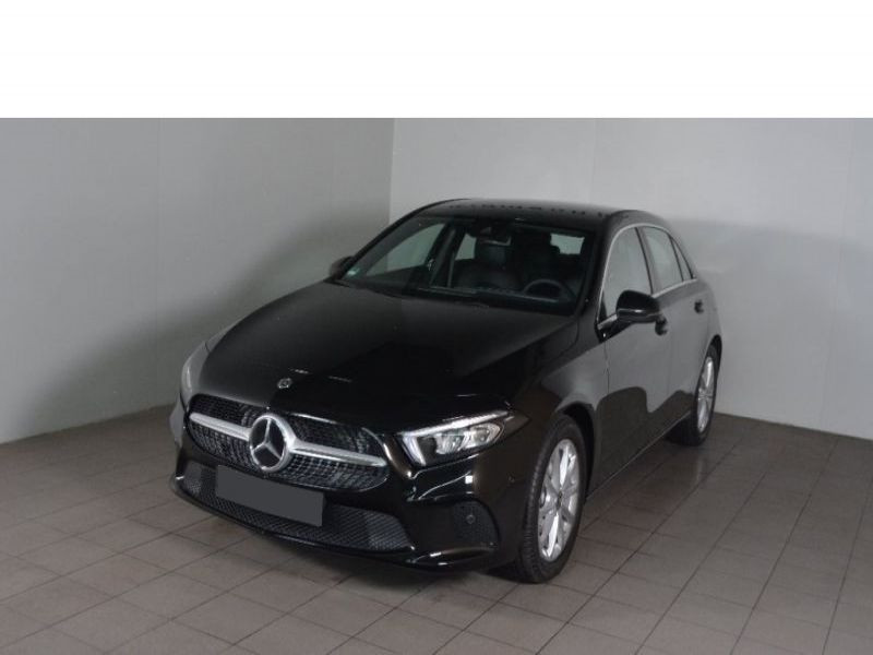 Mercedes Classe A 180 180 D Nouveau Modèle Noir occasion à Beaupuy