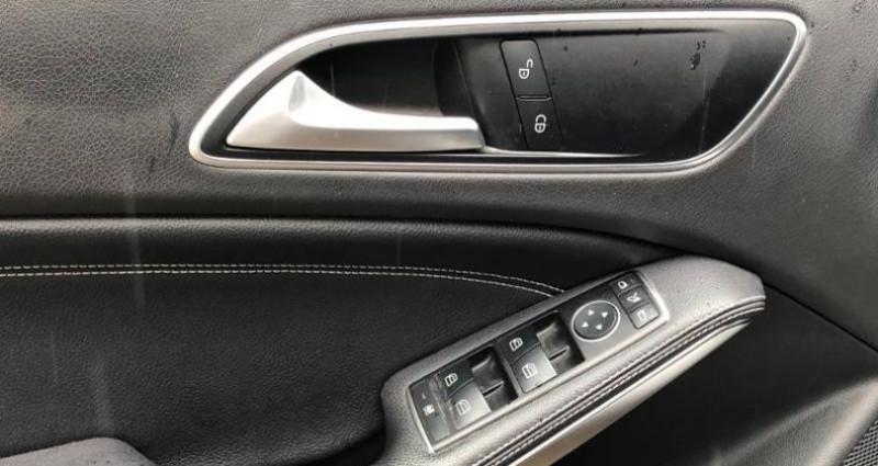 Mercedes Classe A 180 180 d Sensation 7G-DCT Gris occasion à Boulogne Sur Mer - photo n°7