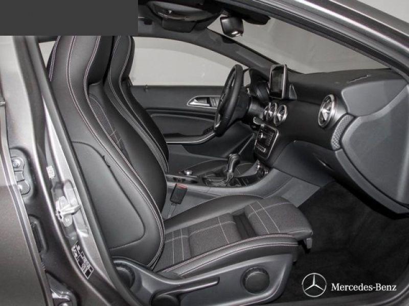 Mercedes Classe A 180 180 D Gris occasion à Beaupuy - photo n°2