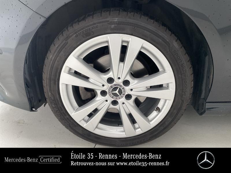 Mercedes Classe A 180 180 Sensation 7G-DCT Noir occasion à SAINT-GREGOIRE - photo n°16