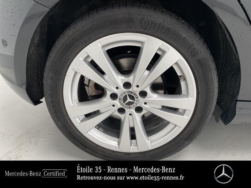 Mercedes Classe A 180 180 Sensation 7G-DCT Noir occasion à SAINT-GREGOIRE - photo n°14