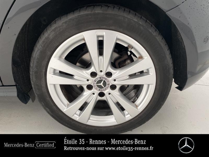 Mercedes Classe A 180 180 Sensation 7G-DCT Noir occasion à SAINT-GREGOIRE - photo n°15