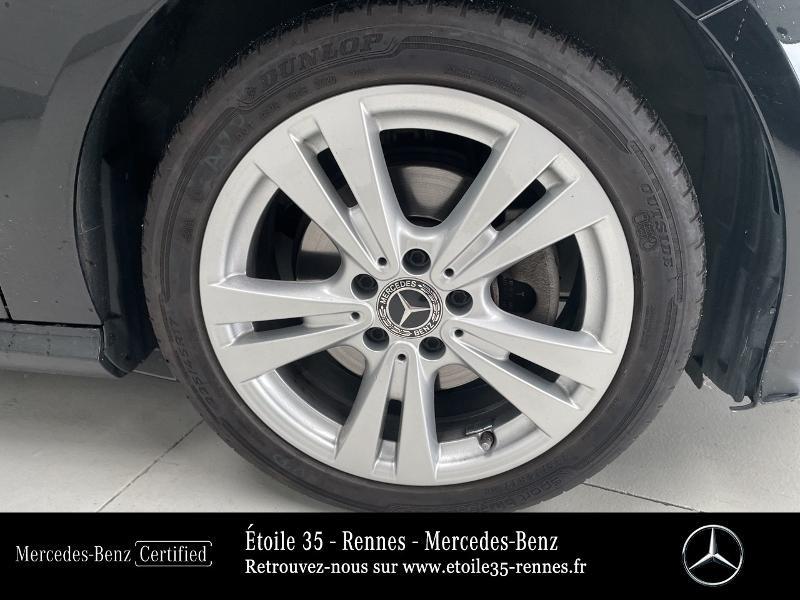 Mercedes Classe A 180 180 Sensation 7G-DCT Noir occasion à SAINT-GREGOIRE - photo n°13