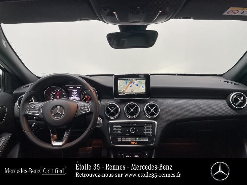 Mercedes Classe A 180 180 Sensation 7G-DCT Noir occasion à SAINT-GREGOIRE - photo n°6