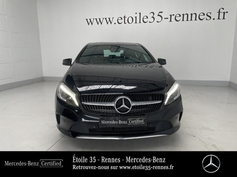 Mercedes Classe A 180 180 Sensation 7G-DCT Noir occasion à SAINT-GREGOIRE - photo n°5