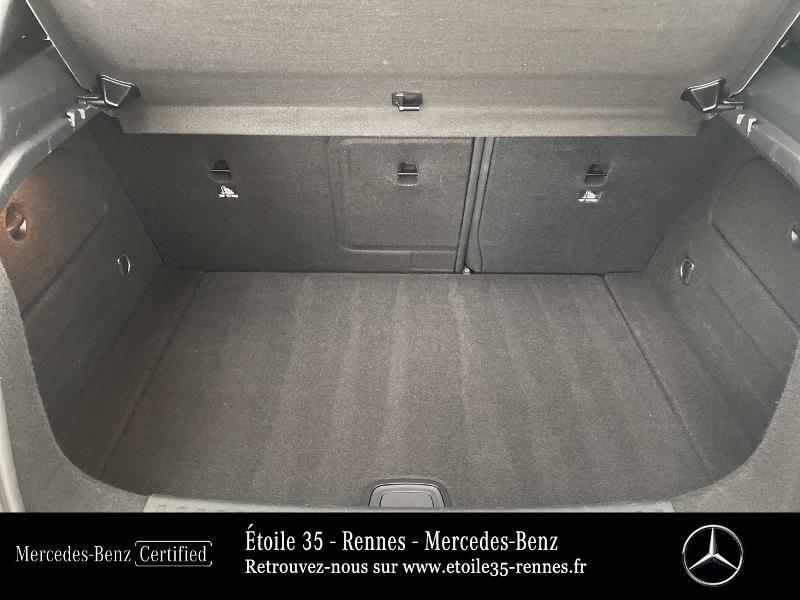 Mercedes Classe A 180 180 Sensation 7G-DCT Noir occasion à SAINT-GREGOIRE - photo n°12