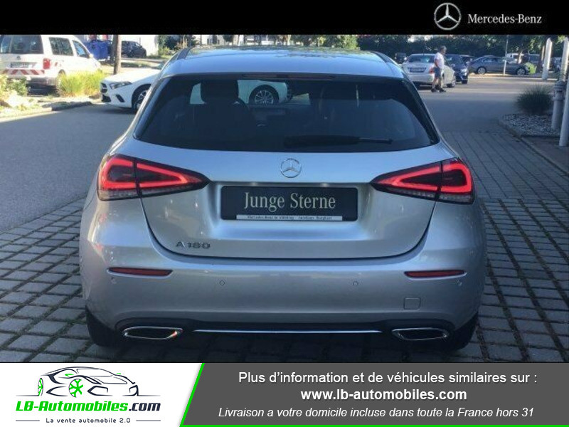 Mercedes Classe A 180 180 Gris occasion à Beaupuy - photo n°5