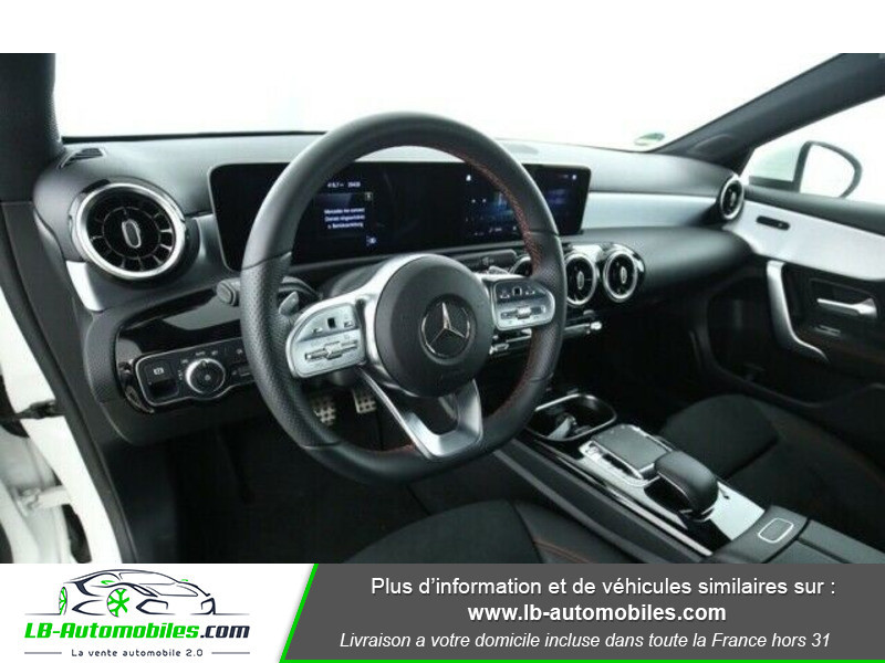 Mercedes Classe A 180 180d 7G-DCT AMG Blanc occasion à Beaupuy - photo n°4