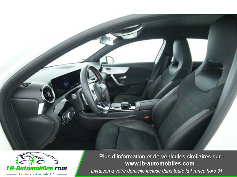 Mercedes Classe A 180 180d 7G-DCT AMG Blanc occasion à Beaupuy - photo n°8