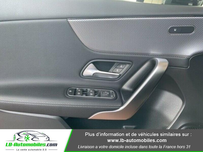 Mercedes Classe A 180 180d 7G-DCT Noir occasion à Beaupuy - photo n°8