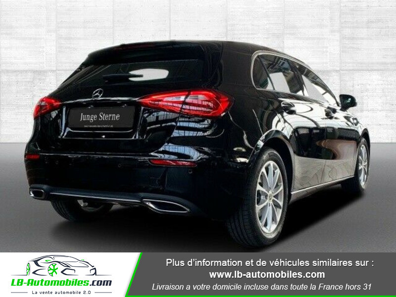 Mercedes Classe A 180 180d 7G-DCT Noir occasion à Beaupuy - photo n°3