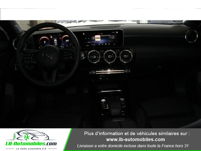 Mercedes Classe A 180 180d Blanc occasion à Beaupuy - photo n°8