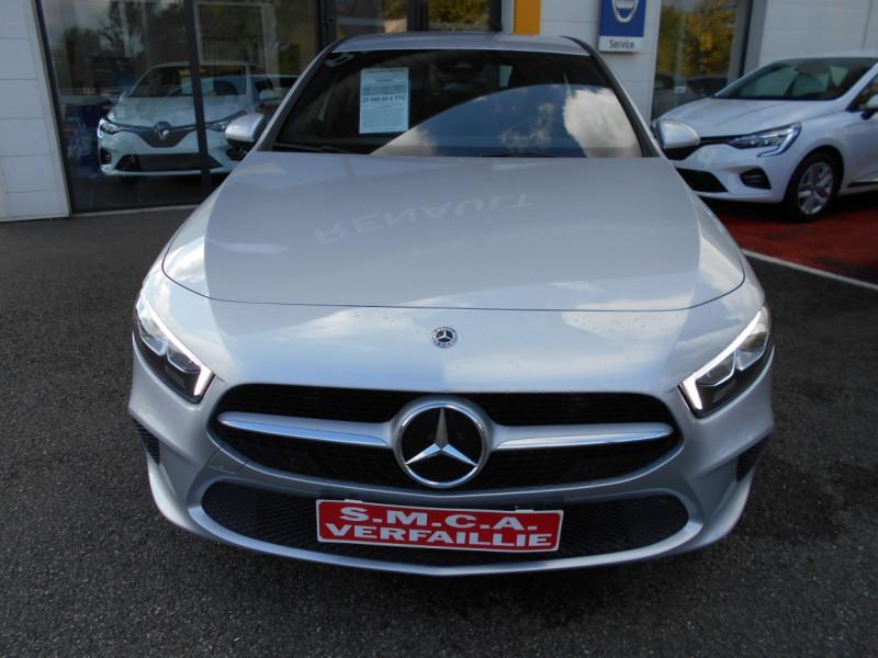 Mercedes Classe A 180 Classe A 180 d 7G-DCT Business Line Gris occasion à Bessières - photo n°8
