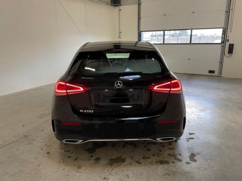 Mercedes Classe A 200 (W177) 200 163CH AMG LINE 7G-DCT Noir occasion à Serres-Castet - photo n°6