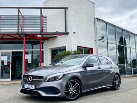 Mercedes Classe A 200 Gris, garage BS CARS.COM à Castelmaurou