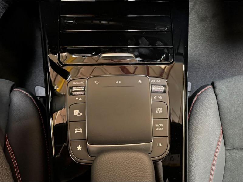 Mercedes Classe A 200 200 7G-DCT AMG Line + Options Noir occasion à Lormont - photo n°15