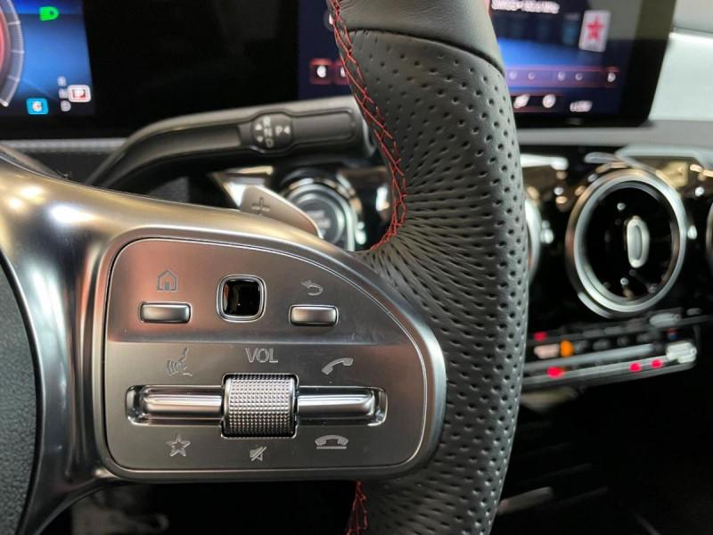 Mercedes Classe A 200 200 7G-DCT AMG Line + Options Noir occasion à Lormont - photo n°9