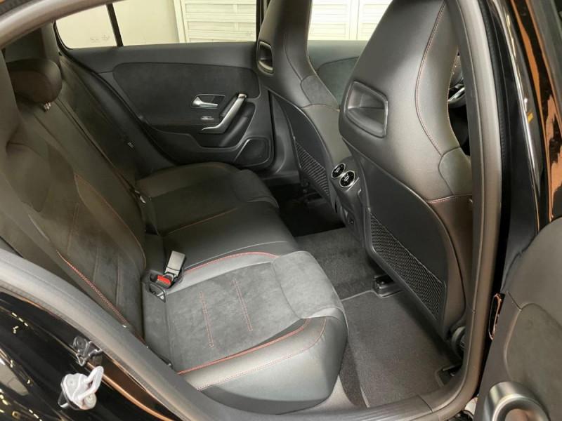 Mercedes Classe A 200 200 7G-DCT AMG Line + Options Noir occasion à Lormont - photo n°5