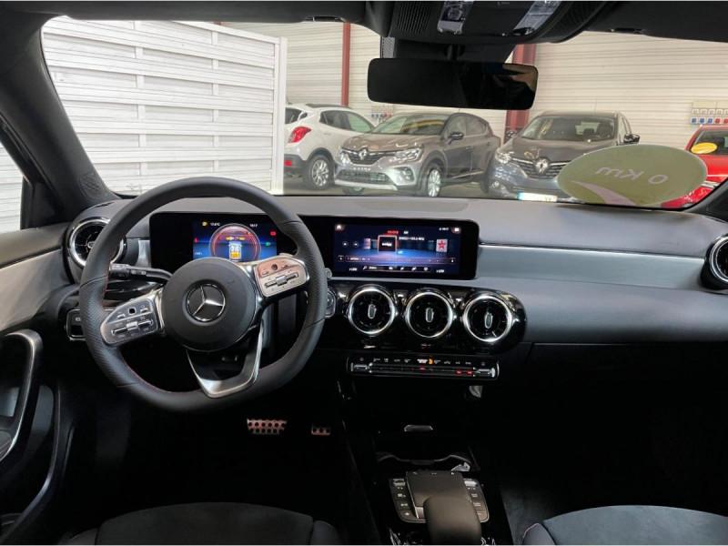 Mercedes Classe A 200 200 7G-DCT AMG Line + Options Noir occasion à Lormont - photo n°6