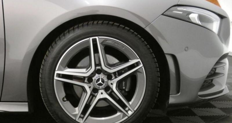 Mercedes Classe A 200 200 AMG Line 7G-DCT Gris occasion à Petange - photo n°6