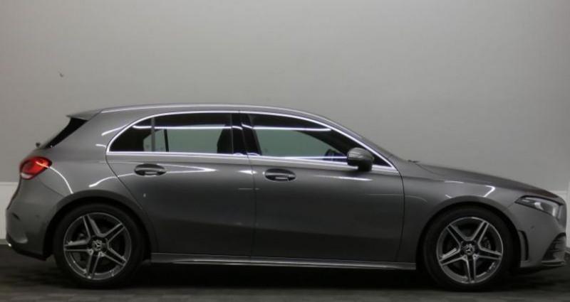 Mercedes Classe A 200 200 AMG Line 7G-DCT Gris occasion à Petange - photo n°3