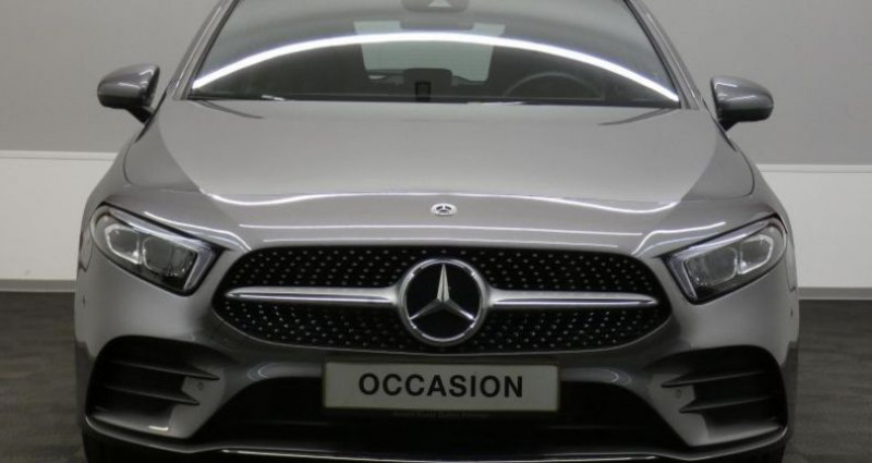 Mercedes Classe A 200 200 AMG Line 7G-DCT Gris occasion à Petange - photo n°2