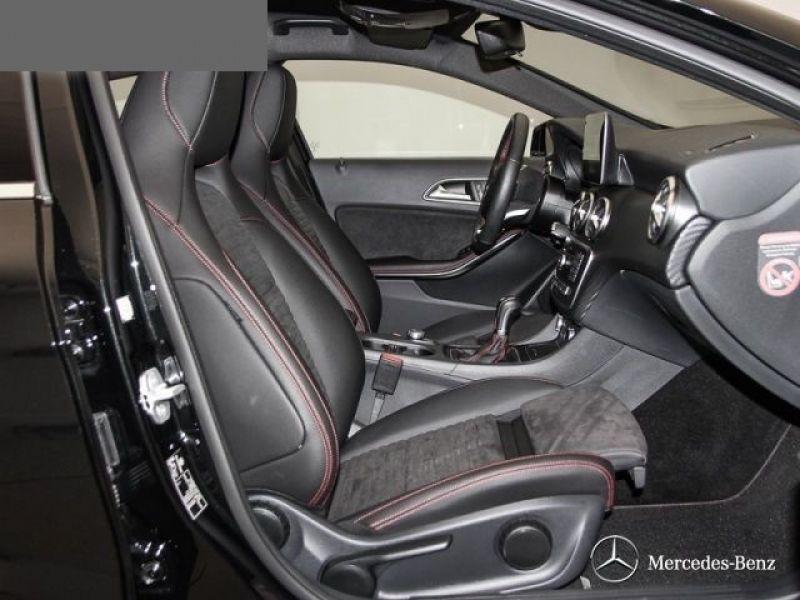 Mercedes Classe A 200 200 AMG Noir occasion à Beaupuy - photo n°2
