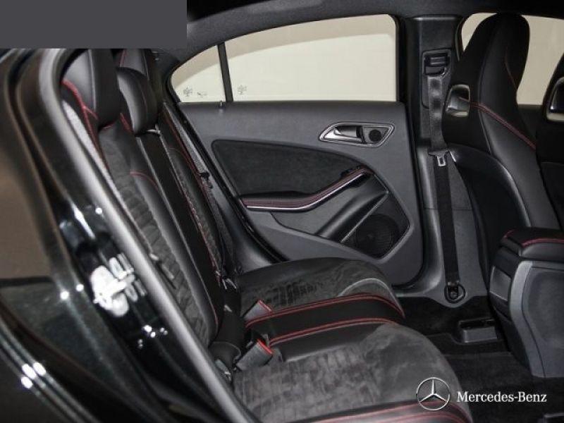 Mercedes Classe A 200 200 AMG Noir occasion à Beaupuy - photo n°8