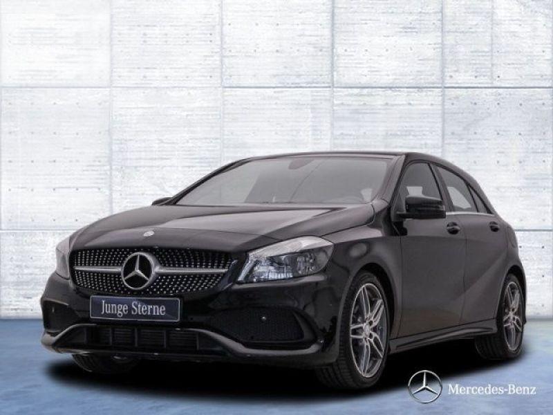 Mercedes Classe A 200 200 AMG Noir occasion à Beaupuy
