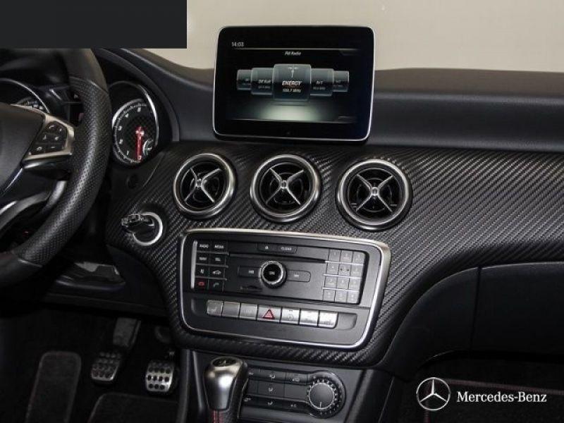 Mercedes Classe A 200 200 AMG Noir occasion à Beaupuy - photo n°5