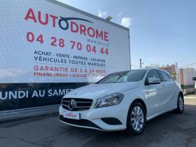Mercedes Classe A 200 Blanc, garage AUTODROME à Marseille 10