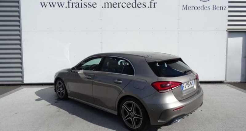 Mercedes Classe A 200 200 d 150ch AMG Line 8G-DCT Gris occasion à Saint-germain-laprade - photo n°5