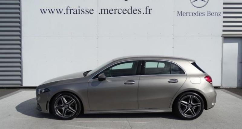 Mercedes Classe A 200 200 d 150ch AMG Line 8G-DCT Gris occasion à Saint-germain-laprade - photo n°3