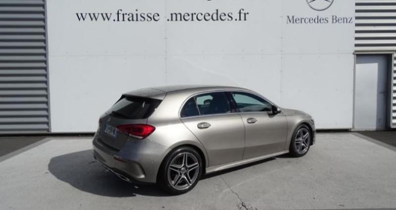 Mercedes Classe A 200 200 d 150ch AMG Line 8G-DCT Gris occasion à Saint-germain-laprade - photo n°4