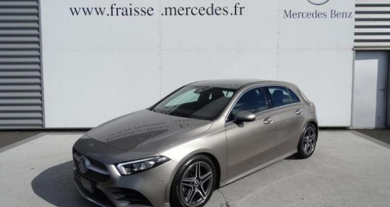Mercedes Classe A 200 200 d 150ch AMG Line 8G-DCT Gris occasion à Saint-germain-laprade