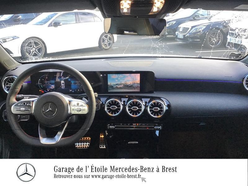 Mercedes Classe A 200 200 d 150ch AMG Line 8G-DCT Blanc occasion à BREST - photo n°6