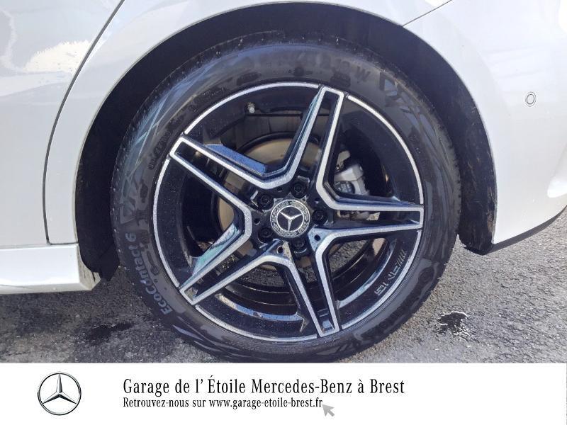 Mercedes Classe A 200 200 d 150ch AMG Line 8G-DCT Blanc occasion à BREST - photo n°14