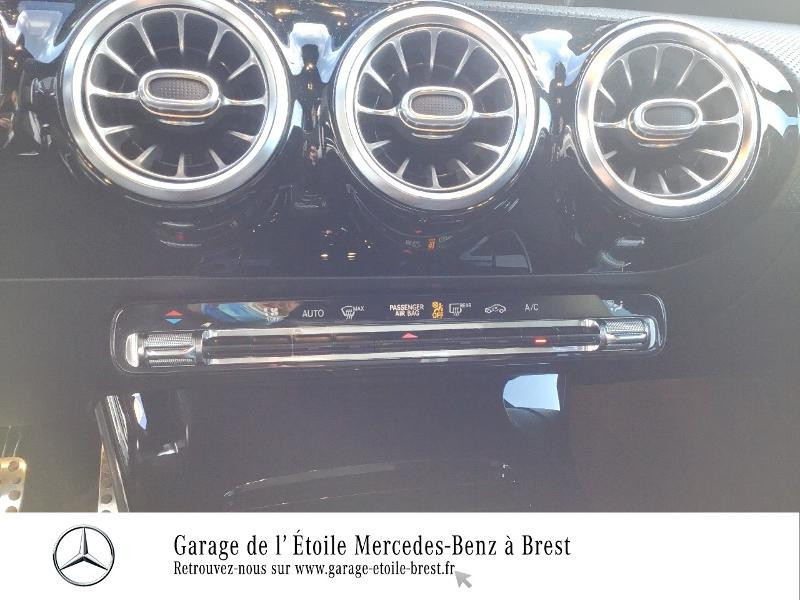 Mercedes Classe A 200 200 d 150ch AMG Line 8G-DCT Blanc occasion à BREST - photo n°20