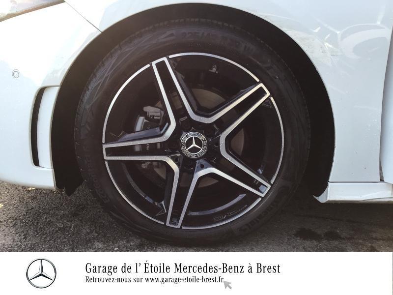 Mercedes Classe A 200 200 d 150ch AMG Line 8G-DCT Blanc occasion à BREST - photo n°13