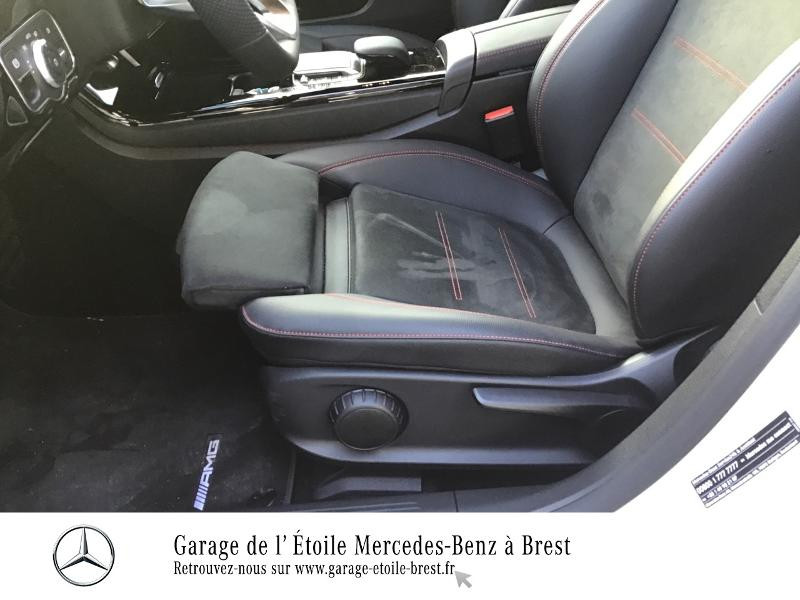 Mercedes Classe A 200 200 d 150ch AMG Line 8G-DCT Blanc occasion à BREST - photo n°18