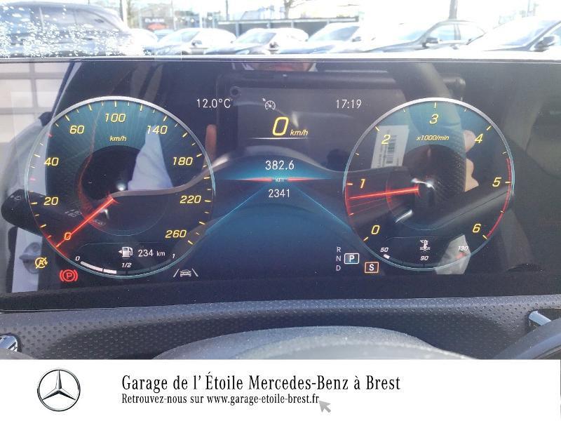 Mercedes Classe A 200 200 d 150ch AMG Line 8G-DCT Blanc occasion à BREST - photo n°9