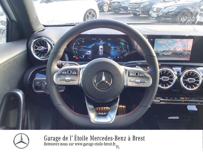 Mercedes Classe A 200 200 d 150ch AMG Line 8G-DCT Blanc occasion à BREST - photo n°7